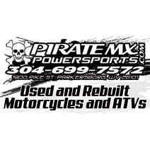 Pirate MX PowerSports logo